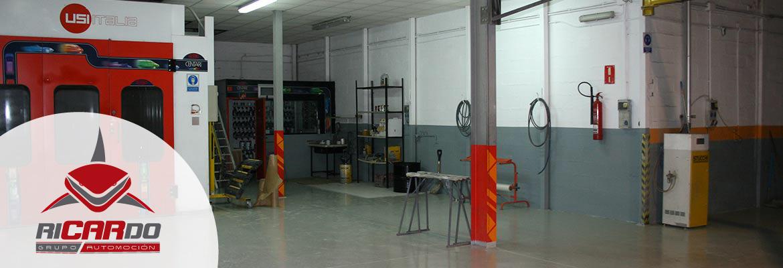 instalaciones taller león