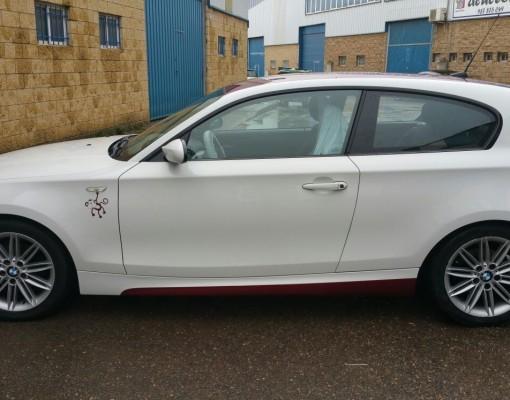 BMW taller chapa y pintura leon