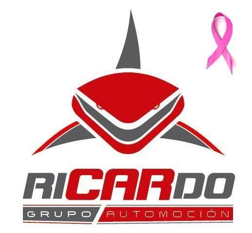 logotipo con el lazo rosa