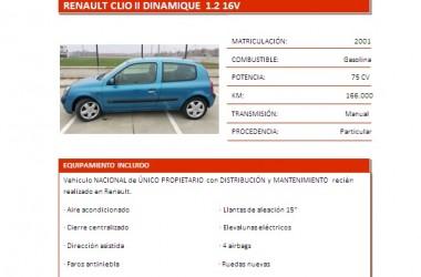 Renault Clio en León