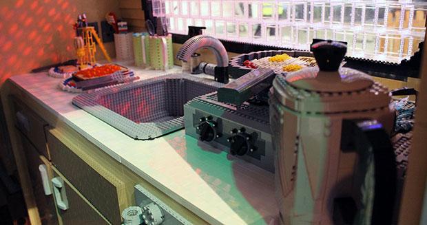 caravana Lego
