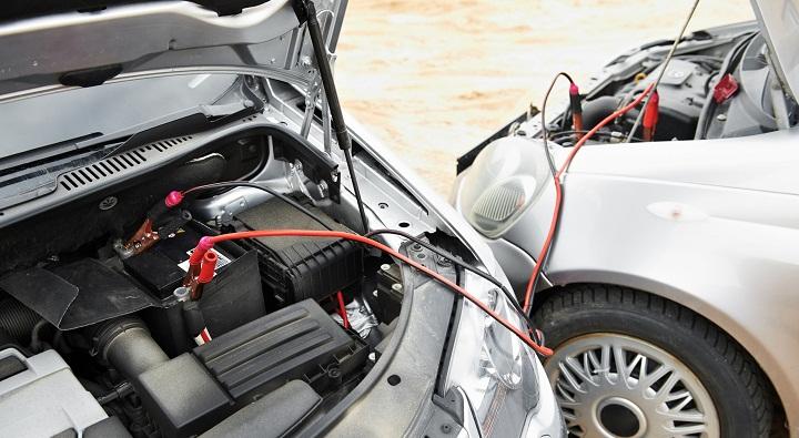 bateria coche taller chapa y pintura leon