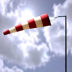 conducir con viento